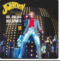 Cover Johnny Hallyday - Au Palais des Sports [1967]